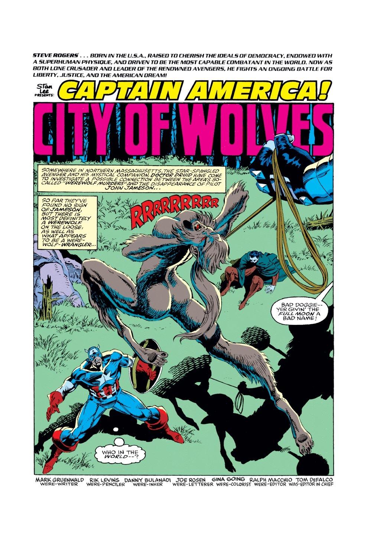 Captain America (1968) Issue #403 #352 - English 2