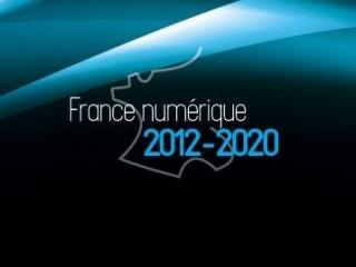 France Numérique 2012-2020