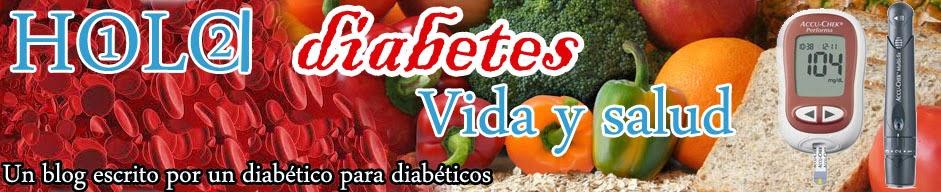 Hola Diabetes - Vida y salud