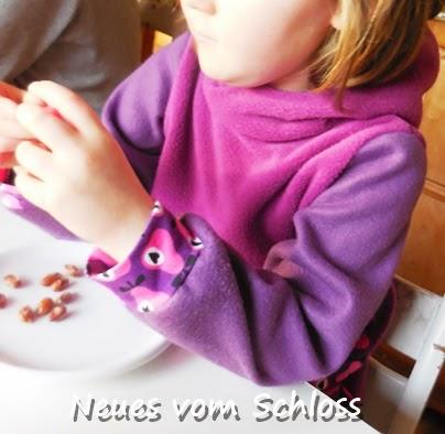 Kapuzenpulli für´s Kind- neuesvomschloss.blogspot.de