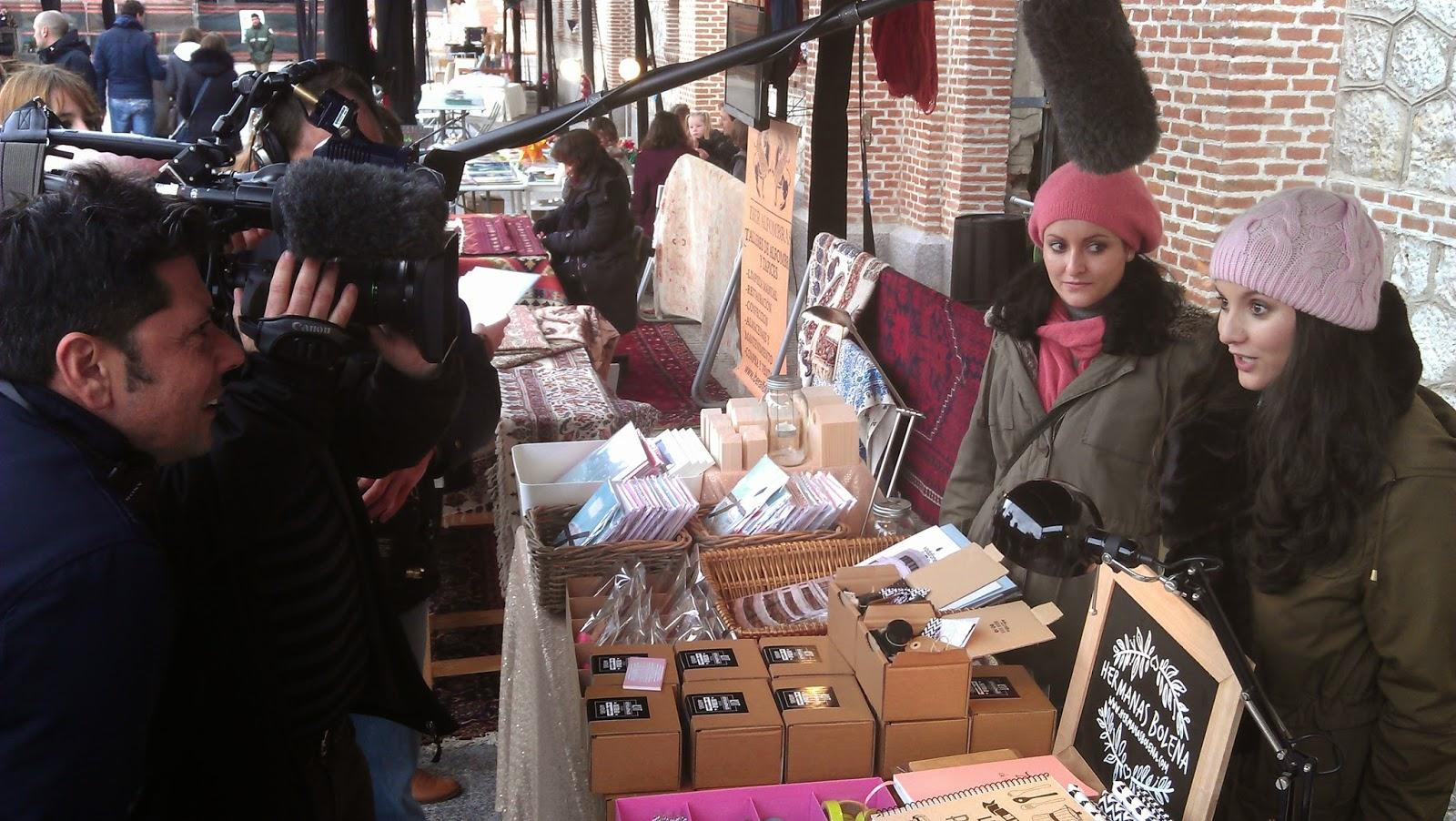 mercado de oficios matadero madrid hermanas bolena
