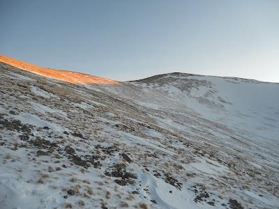 Wheeler Peak ridge Taos