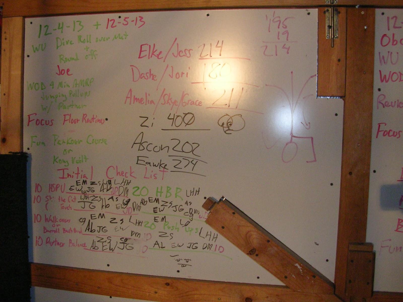 Garage gym winthrop twisp methow valley mazama gymnastics