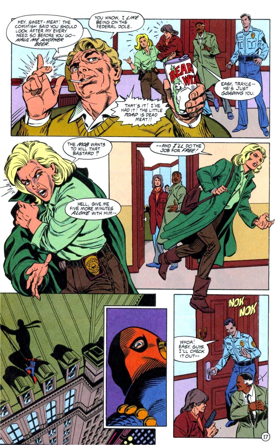 Deathstroke (1991) Issue #6 #11 - English 18