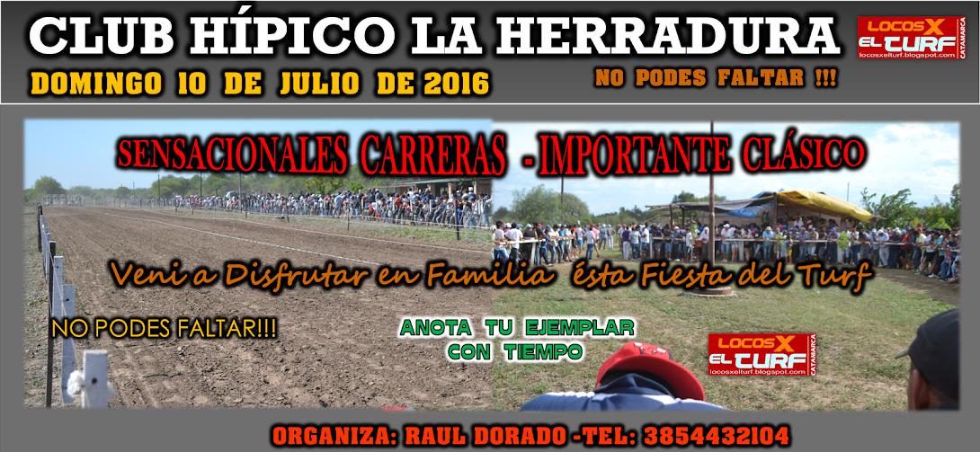 10-07-16-HIP. LA HERRADURA
