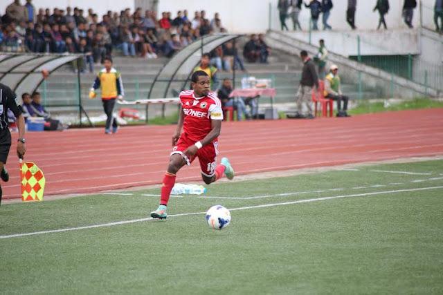 Penn Orji, Shillong Lajong FC