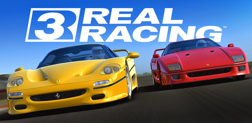 Android Real Racing 3