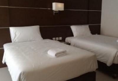 standar room hotel dseason karimun jawa