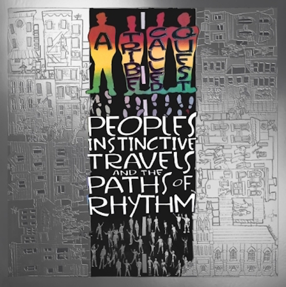 A Tribe Called Quest – Can I Kick It? (J. Cole Remix)