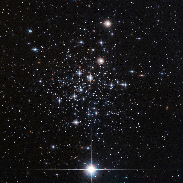 Globular Cluster Palomar 12