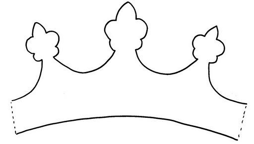 Corona infantil cumpleaños imprimir - Imagui