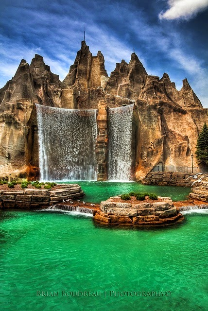 Wonder Mountain, Canada
