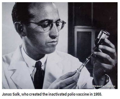 More than 100 million Americans received a polio vaccine contaminated with a potentially cancer-causing virus.