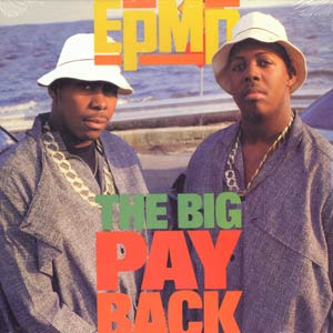 EPMD – The Big Payback (VLS) (1989) (192 kbps)
