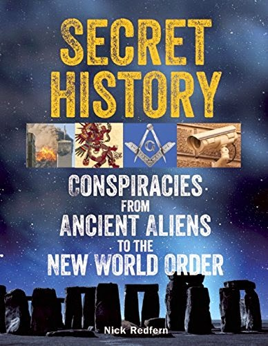 Secret History, US Edition, May 2015:
