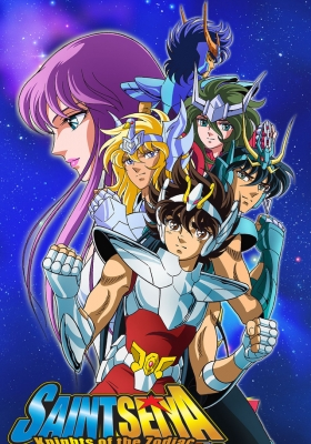 Saint Seiya: Knights of the Zodiac (Dub)