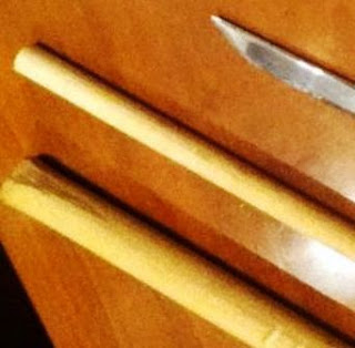Cara Membuat Alat musik Sederhana dari Bambu – 3 Nada