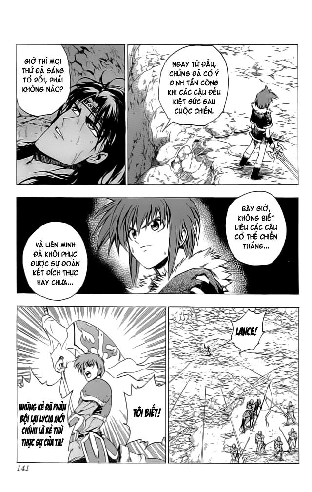 Fire Emblem-Hasha no Tsurugi chap 12 - Trang 5