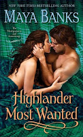 Review of Highlander Most Wanted by Maya Banks