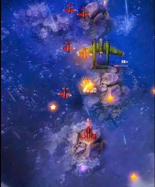 Sky Force 2014 cheats