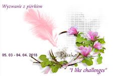 aktualne wyzwanie 05.03-04.04 /2018