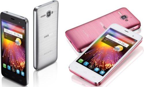 Svelato il prossimo smartphone di fascia media jelly bean di Alcatel per il 2013