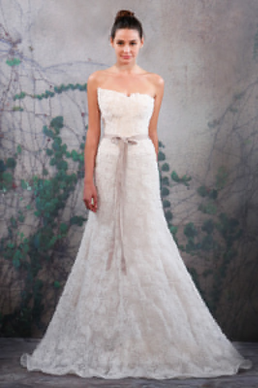 jenny lee 2013 fall bridal wedding dresses
