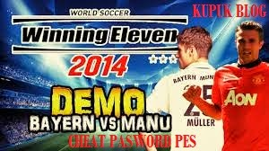 Password Winning Eleven / Sepak Bola PS2 2014 Lengkap-kupuk blog