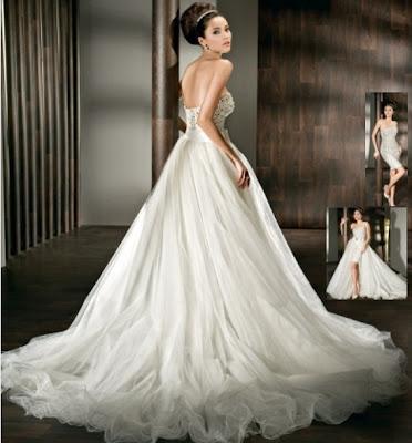 NOVIAS COLECCION 2012 DEMETRIOS WEDDING