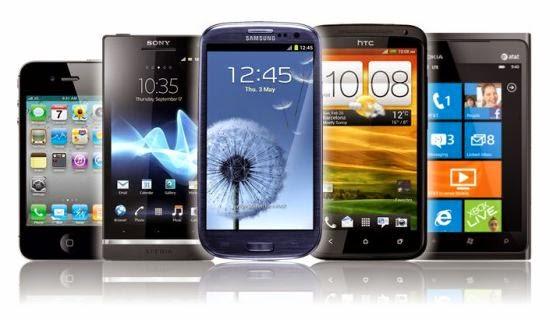 Imagem de Smartphones