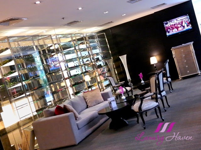 concorde hotel spices bar review