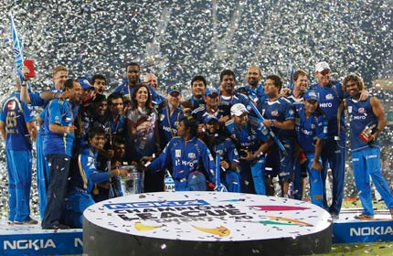 royal challengers bangalore wins champions league 2011
