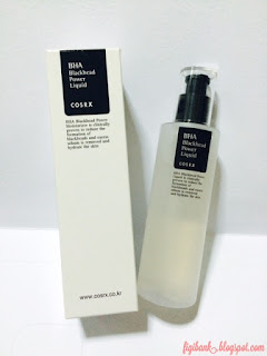 COSRX BHA Blackhead Power Liquid bottle