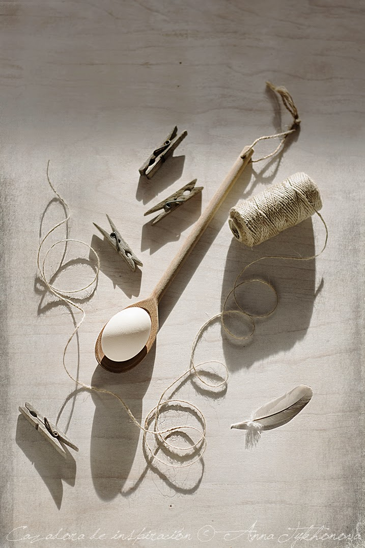 Cazadora de inspiración © Anna Tykhonova -  EASTER INSPIRATION