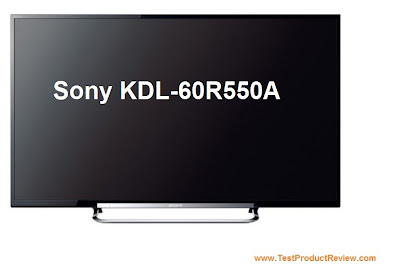 Sony KDL-60R550A review
