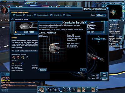 Star Trek Online - Free New Starship