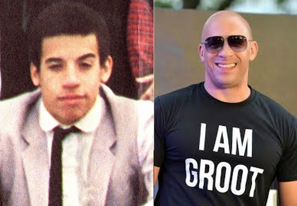 Vin Diesels Twin Brother Leonard Mark Sinclair aka Vin Diesel