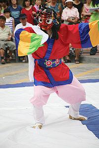 탈춤 (Talchum)