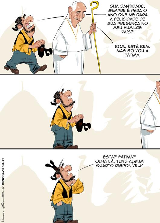 A condição do Papa