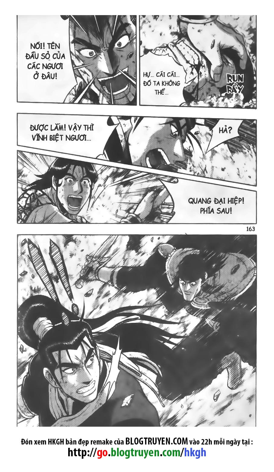 Hiệp Khách Giang Hồ chap 339 Trang 10 - Mangak.info