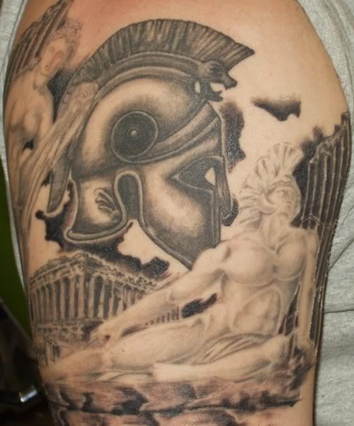 Greek Tattoo Ideas: My Tattoo Designs: Ancient Greek Tattoos