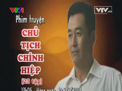 Phim Chủ Tịch Chính Hiệp