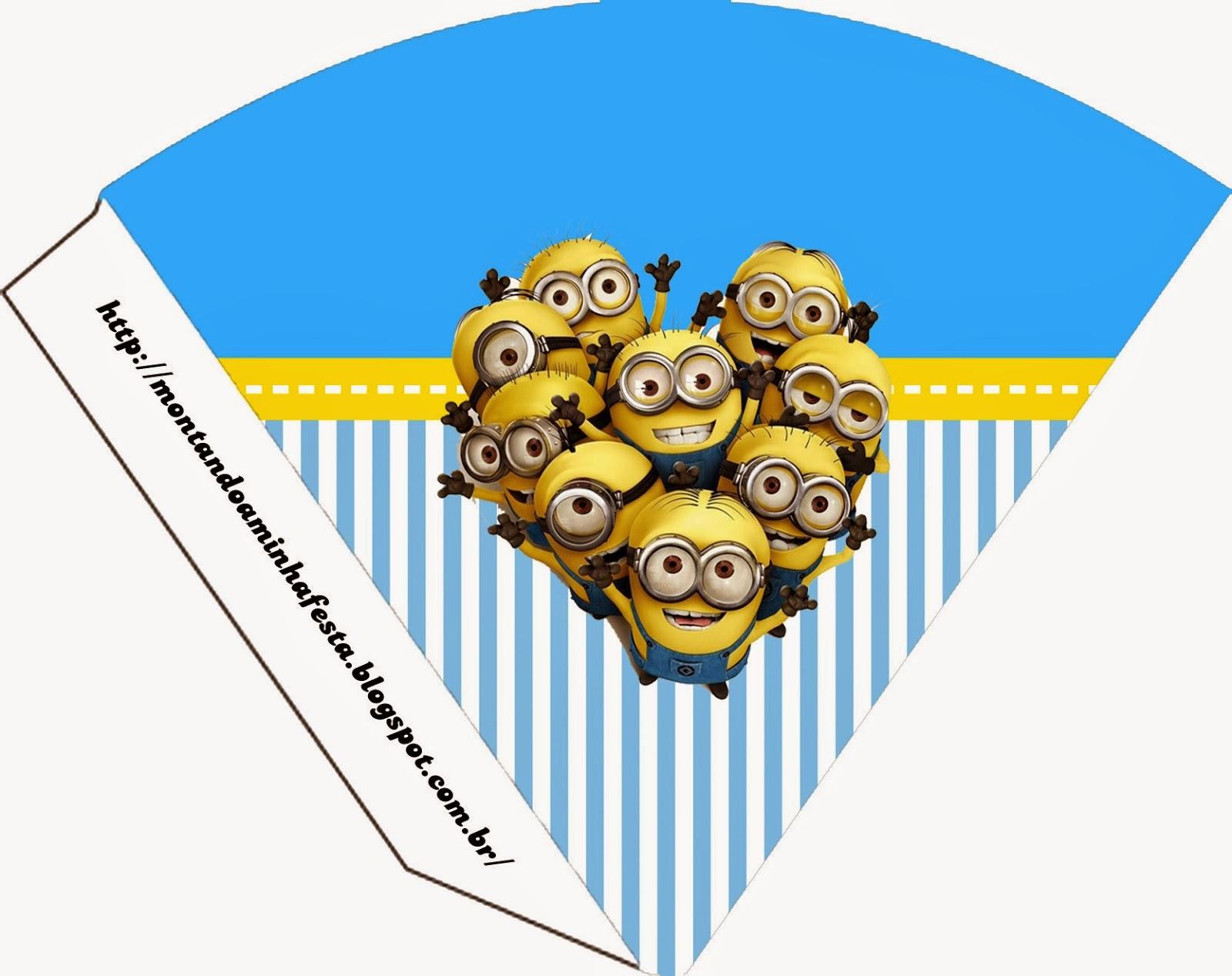 Minions Birthday Invitation is great invitation example