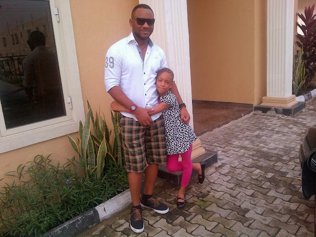 Yul Edochie Shares New Photos ;