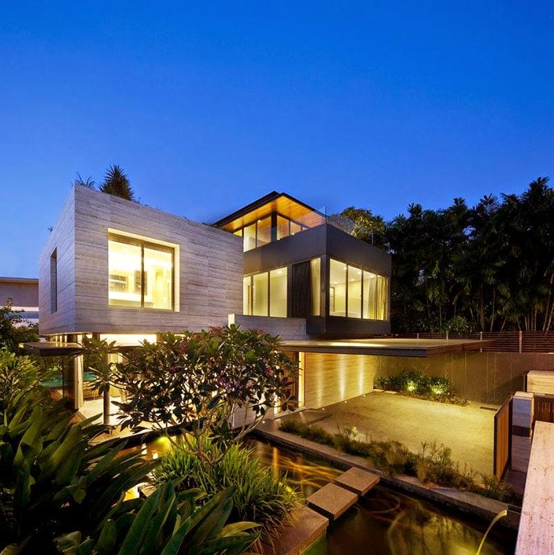 lighting combination in home design
