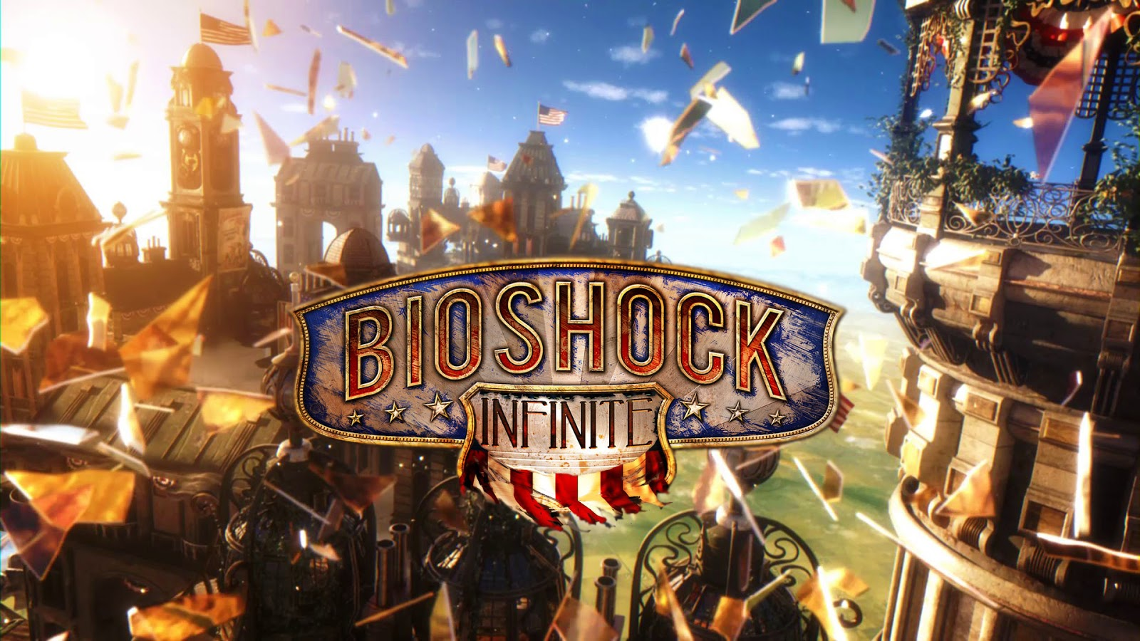 Bioshock Infinite HD & Widescreen Wallpaper 0.449445921250538