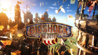 #20 Bioshock Infinite Wallpaper