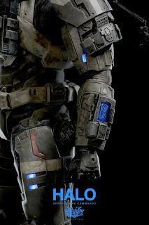 3A 1/6 Scale HALO Spartan MkV Commando Figure