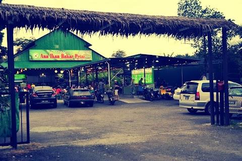 Restoran Ana Ikan Bakar, Bangi Selangor.