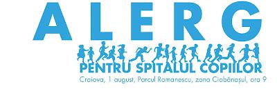 Craiova 01 August - Alerg pentru Spitalul Copiilor